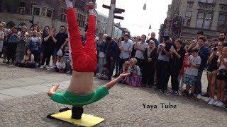 Amsterdam amazing performance ድንቅ ትዕይንት በአምስተርዳም