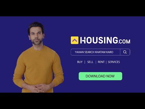 Housing.com-Yahan Search Khatam Karo