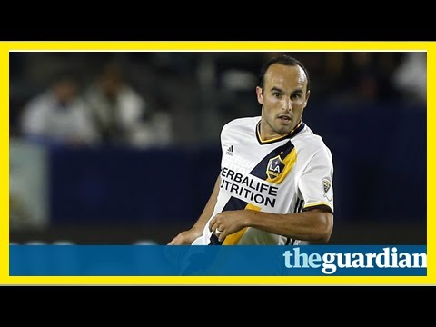 ' I don't believe in the wall ': Landon Donovan out of retirement to play in Mexico