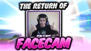 The Return of FACECAM!