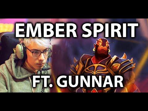 Dota Hero Basics: Ember Spirit ft. Pro Tips from Gunnar