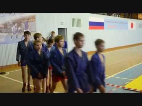 Видео с соревнований в г. Железногорск-Илимске