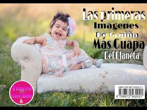 Modelos de uñas - La niña + guapa del planeta Princess Rousse Juliette