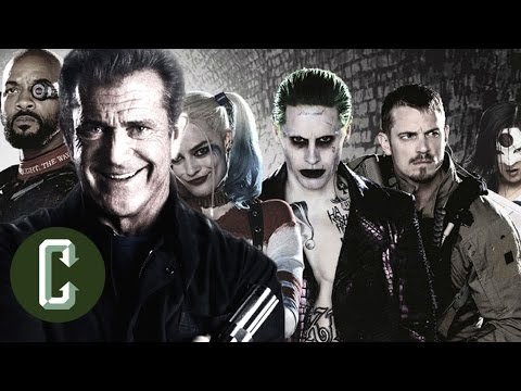 Suicide Squad 2: Mel Gibson Confirms Talks With Studio - Collider Video