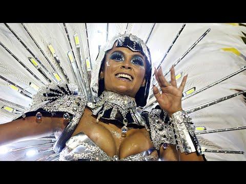 Κοινωνικά μηνύματα στο καρναβάλι του Ρίο