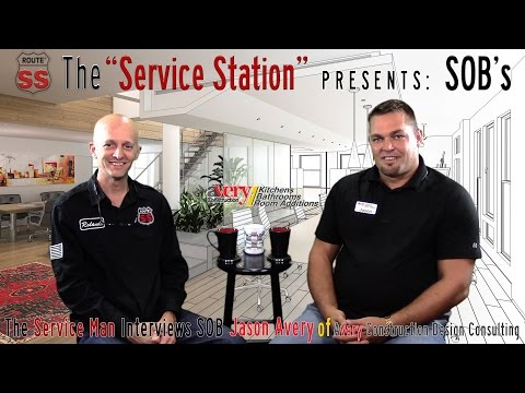 The Service Man Interviews SOB Jason Avery Construction Design