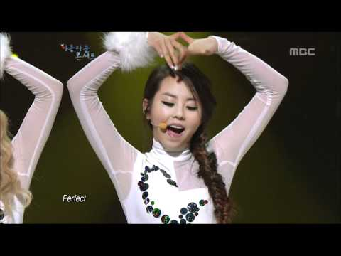 Wonder Girls- Be My Baby,원더걸스- 비 마이 베이비 Beautiful Concert 20111121
