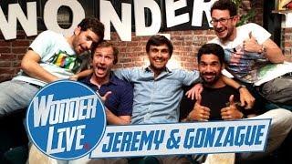 Video Wonderlive #1 : Jeremy et Gonzague MP3, 3GP, MP4, WEBM, AVI, FLV Oktober 2017