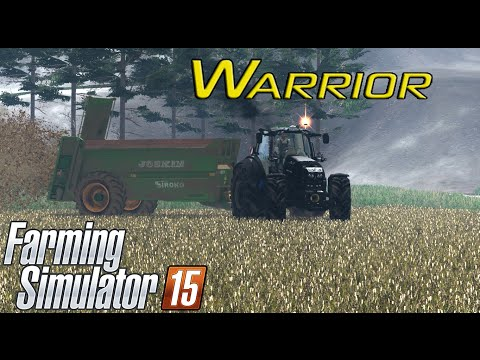 Deutz Fahr 7250TTV Warrior v4.0 Final