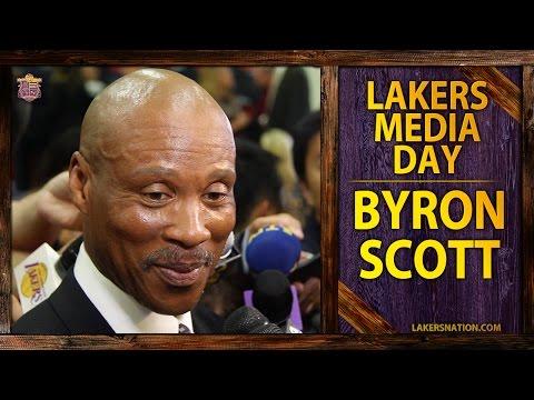 Video: Lakers Media Day 2014: Byron Scott Says Kobe Is 'Far From Retiring'
