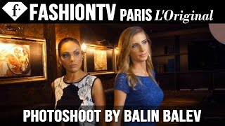Boryana Nevyana Photosession by Balin Balev | FashionTV