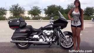 7. Used 2012 Harley Davidson Road Glide Ultra Bagger for sale