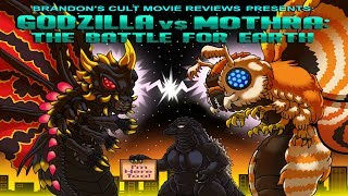 Download Brandon S Cult Movie Reviews Godzilla And Mothra The Battle For Earth In Mp4 And 3gp Codedwap