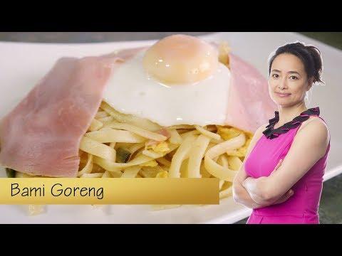 Hoe maak je echte Chinese Bami Goreng?