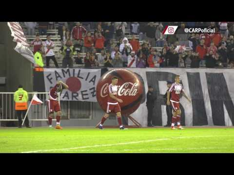 Gol de Driussi - River vs. Temperley