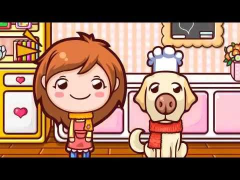 【Cooking Mama Movie】Scarf's Are Warm!マフラーって、あったかいね!