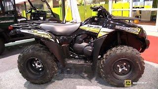 10. 2015 Kawasaki Brute Force 650 Utility ATV - Walkaround - 2015 Salon Chasse Peche Quebec
