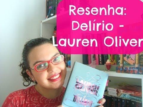 Delírio - Lauren Oliver | Resenha