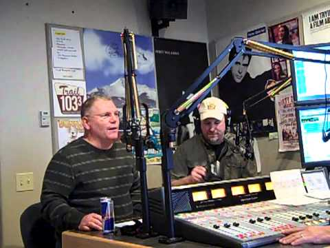WineGuyMike talking about Sunday's show guest, Sean Minor and 4Bears Winery 03 20 2011