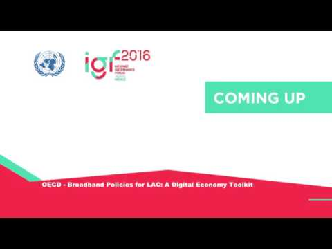 OECD - Broadband Policies for LAC: A Digital Economy Toolkit