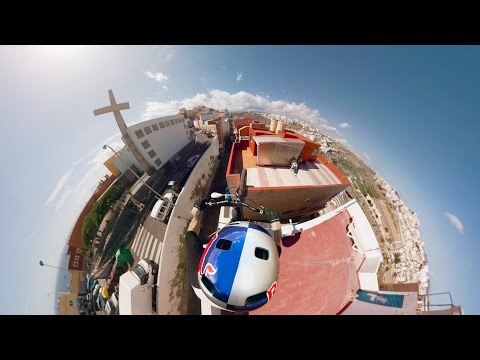 GoPro Spherical: Danny MacAskill - Cascadia in Virtual Reality