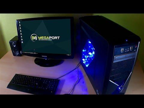 Megaport Gaming PC 6-CORE GAIA von Megaport.de // Vorstellung & Testbericht