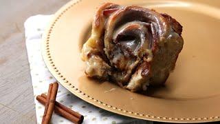 Salty-Sweet Bacon Cinnamon Rolls • Tasty by Tasty