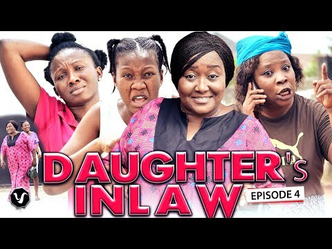 DAUGHTER IN-LAW season 4-2020 LATEST UCHENANCY NOLLYWOOD MOVIES (HIT MOVIE)