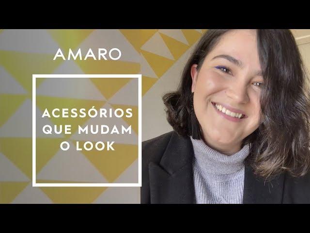 ACESSÓRIOS FEMININOS QUE MUDAM O LOOK: BRINCOS E COLARES, COMO USAR? | AMARO Tips - Amaro