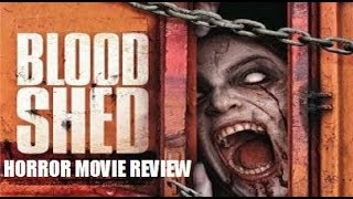 Nonton Blood Shed   2014 Bai Ling   Horror Movie Review Film Subtitle Indonesia Streaming Movie Download