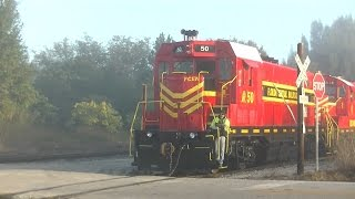 Lake Wales (FL) United States  City pictures : Florida Midland Railroad (FMID) Railfanning, Lake Wales Florida and beyond.