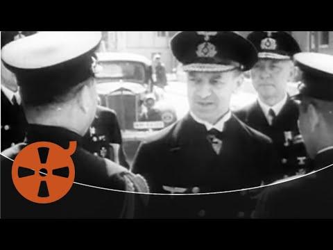 Der Nürnberger Prozess: Karl Dönitz - nach den Anklag ...