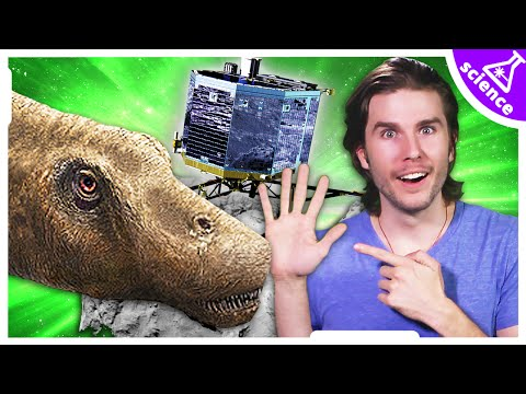 Top 5 Science Stories of 2014! (Because Science w/ Kyle Hill)