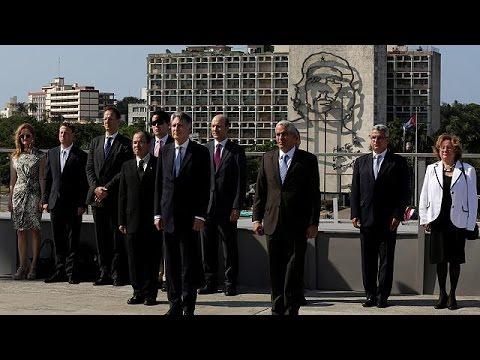 Κούβα: Ιστορική επίσκεψή του Βρετανού Υπουργού Εξωτερικών