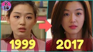 Video Jun Ji Hyun legend of the blue sea EVOLUTION 1999-2017 MP3, 3GP, MP4, WEBM, AVI, FLV Maret 2018