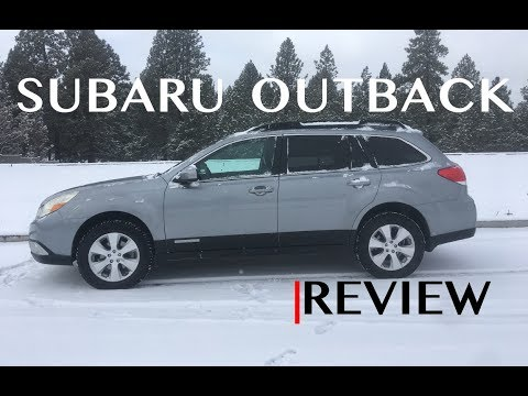Subaru Outback Review | 2010-2014 | 4th Generation