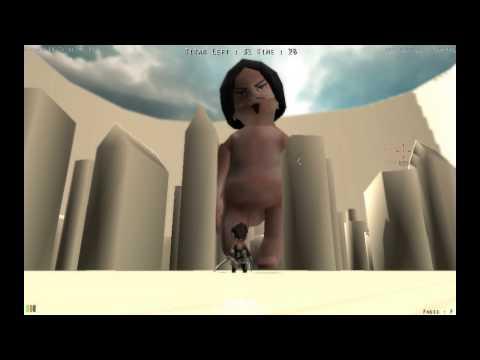 L'Attaque des Titans Playstation 3