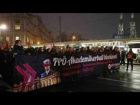 Αυστρία: Αντιδράσεις για την «πασαρέλα» της ακροδεξιάς