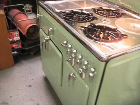 The Famous Stove Lady Chambers Restoration Video