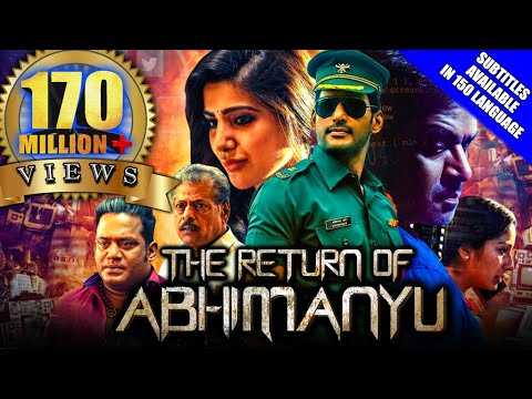 Download The Return of Abhimanyu (Irumbu Thirai) 2019 New Released Full Hindi Dubbed Movie | Vishal, Samantha HD Mp4 3GP Video and MP3