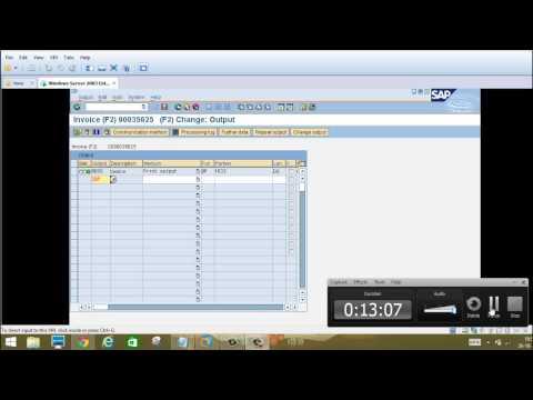 SAP Script - Part 7- Day 28
