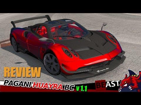 Pagani Huayra Bc v1.1 1.30