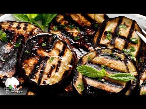Video ricetta cucinare melanzane arrostite