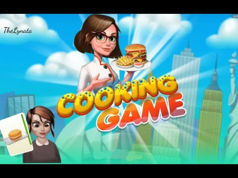 "''Cooking Game""/ Introducing Games/ Walkthrough The First Levels 🍔🍟🌭"