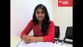 Student Speak – Rhea