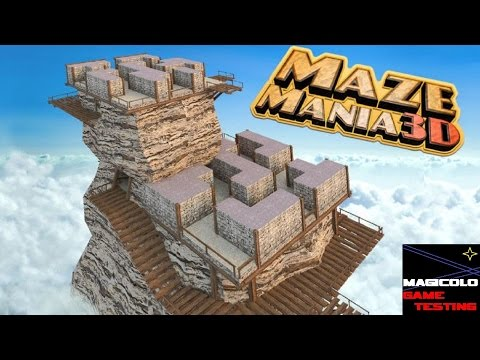 Maze Mania 3D GAMEPLAY – BEST Android Games 2015