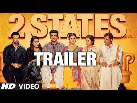 2 States Theatrical Trailer | Arjun Kapoor, Alia Bhatt