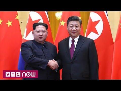 Tân Hoa Xã xác nhận ông Kim thăm Trung Quốc | VTC1 - Thời lượng: 53 giây.