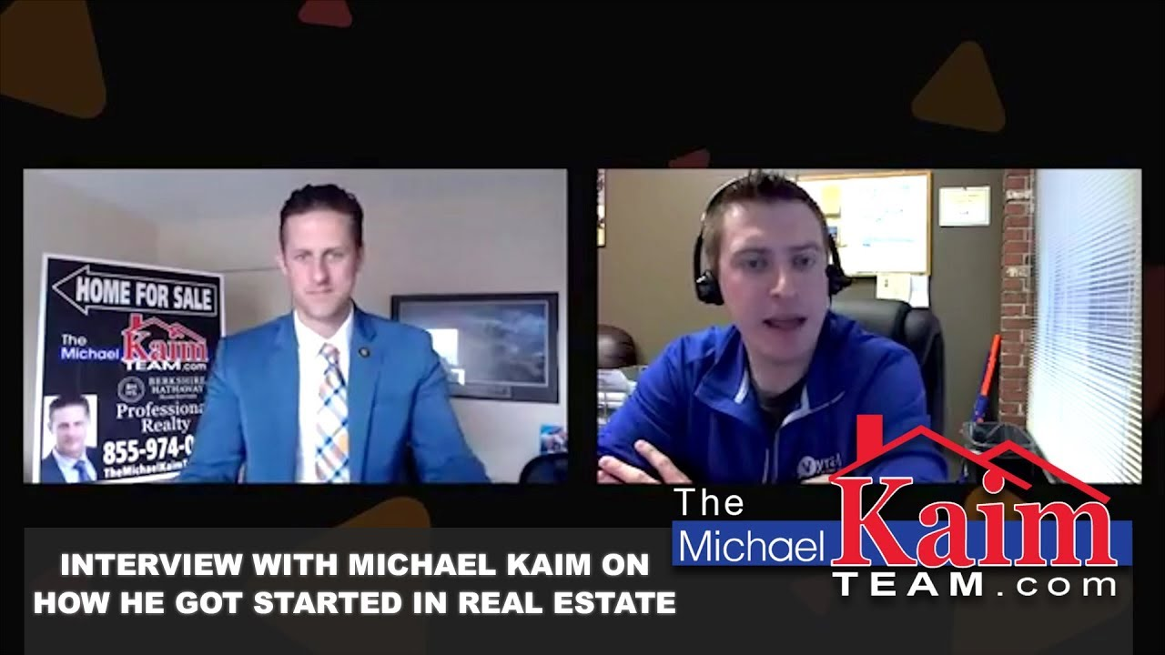 Interview with Michael Kaim on How He Got Started in Real Estate