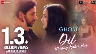 Video Dil Maang Raha Hai - Ghost   Vikram B, Sanaya I, Shivam B   Yasser Desai, Sanjeev Darshan download in MP3, 3GP, MP4, WEBM, AVI, FLV January 2017